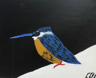 CHris O'R Kingfisher